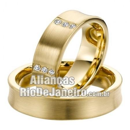 Alianças de casamento e noivado Rio de janeiro