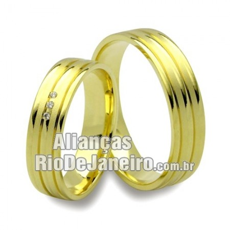 Alianças de casamento Rio de janeiro