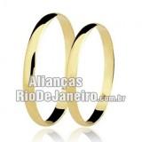 Alianças em ouro 18k Rio de janeiro