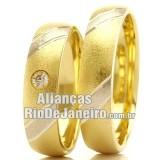 Alianças baratas de casamento Rj