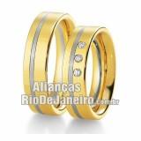 Alianças de noivado Rj