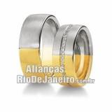 Alianças de casamento Rio...