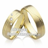 Alianças de casamento em ouro Rj